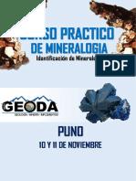 Brochure Mineralogia Puno
