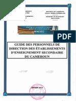 Guide Des Personnels Des Etablissements Du Cameroun.pdf