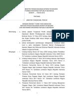 1. Draft Revisi Permenpan Rb No 14 Tahun 2010