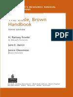 The little, Brown Handbook.pdf