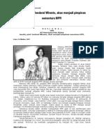 Artikel Fadli Zon - Gatra 24 okt 97