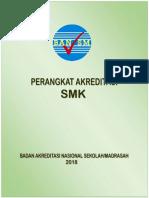Perangkat Akreditasi SMK Revisi 2018