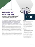 Etherassure Virtual Qt 600 Data Sheet En