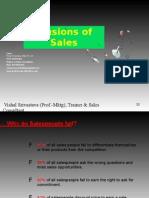 Illusions of Sales