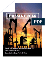 Fossil Fuel