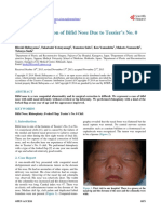 Surgical Correction of Bifid Nose Due to Tessier's No. 0 Cleft.pdf