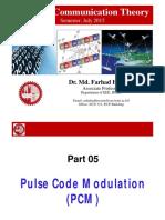 05. Part 05 Pcm - Eee309