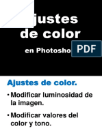 Photoshop - Ajustar Luces y Color