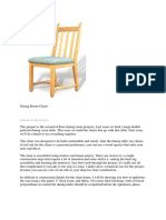 Dining Room Chairs.docx