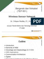 Nirkabel - WSN