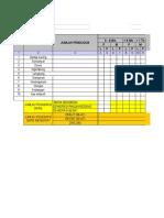 Form Terbaru Diare Dan Tifoid DINKES - GRESIK