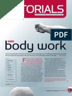 3d Body Work