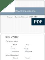 Geometría Computacional v1.1