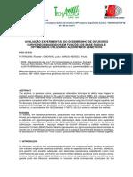 Patraquim Et Al-AVALIAÇÃO EXPERIMENTAL DO DESEMPENHO DE DIFUSORES CURVILÍNEOS BASEADOS EM FUNÇÕES DE BASE RADIAL E OPTIMIZADOS UTILIZANDO ALGORITMOS GENÉTICOS (FIA 2018-Cádiz)