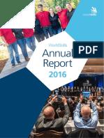 WS Annual Report 2016