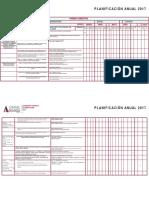 Formato de Planificación Primer Semestre III Medio