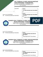 Amplop Tarakan 2018