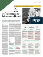 Fallo Del TC Repercutiría en Reforma de Bicameralidad