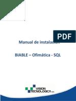 ManualdeinstalaciónBIABLEOfimáticaSQL