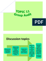 TOPIC 11 Group Audit