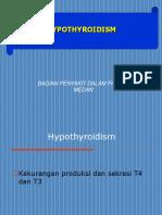 Kuliah Hypothyroidisme Update