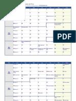 Calendario Laboral 2019 PERU
