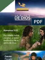 Tema 6 La Gloria de Dios