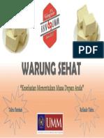 WARUNG SEHAT