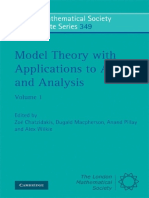 Button - Philosophy & Model Theory