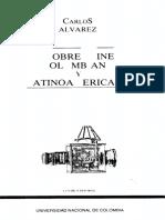 Sobre Cine Colombiano y Latinoamericano - Carlos Alvarez