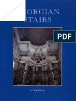 The Georgian Group Guides Georgian Stairs by N.burton-s