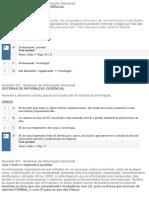 APOL 1 Sistemas de Informao Gerencial