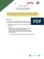 Guía Mapa de Expansión Territorial de Chile SXIX