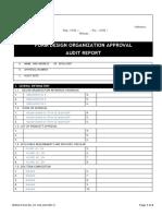 DGCA Form 21-104 DOA Audit Report - Oct 2017