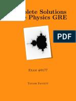 Physics GRE test.pdf