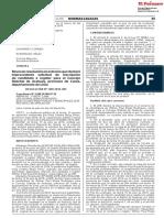 Revocan resolución en extremo que declaró improcedente solicitud de inscripción de candidato a regidor para el Concejo Distrital de Arahuay provincia de Canta departamento de Lima