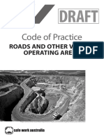 Roads and Other Vehicle Operating Are As