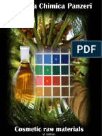 Industria Chimica Panzeri s.r.l. Cosmetic-catalogue