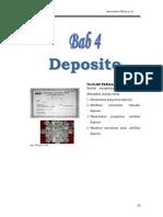 Bab 4 Deposito
