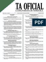 Ley de Guerra Economica Que Rigen Las Contrataciones Publicas