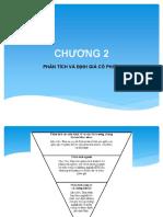 Chuong 2_Phan Tich Va Dinh Gia Co Phieu