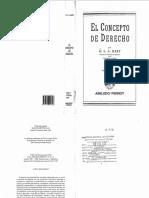 4. Hart, Regla de Reconocimiento y Validez Jurídica El Concepto de Derecho