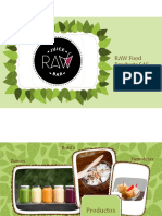 Canvas RAW Food Products
