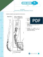 Ambiente Frio, Lluvioso, Patagonico y Polar