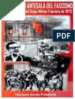 Reformismo Antesala Del Fascismo (Ver. Libro)