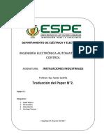 Evaluación de los aumentos de potencial de tierra en un edificio comercial durante un golpe de rayo directo usado CDEGS