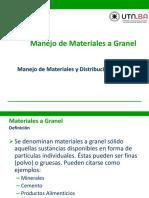 G-U05-01 Materiales a Granel