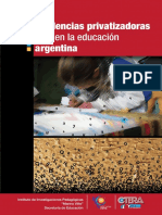 CTERA-Tendencias privatizadoras de y en la educación argentina.pdf