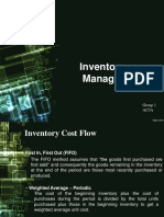Inventory Management Final