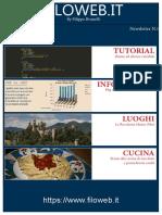 Filoweb Newsletter 1